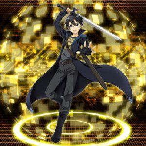 【闇色の剣士】キリト