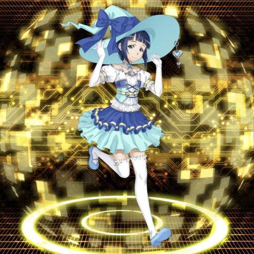 【光曜の魔法】サチ