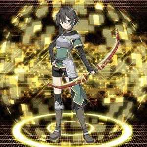【悠然たる弓使い】シノン