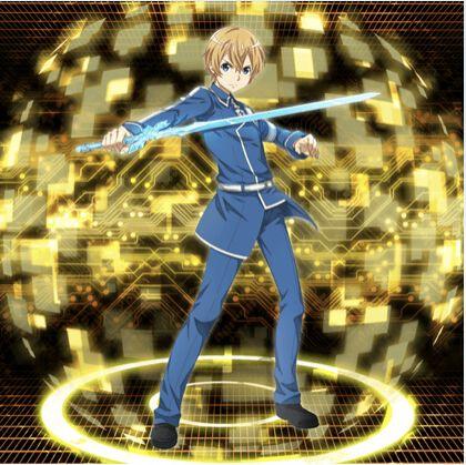 【異界の剣士】ユージオ