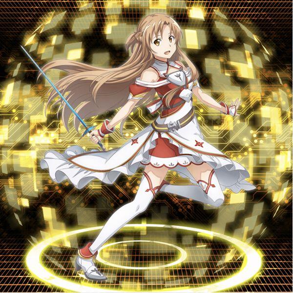 【光の剣撃】アスナ