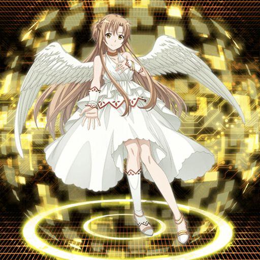 【慈愛の光】アスナ