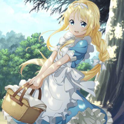 【お昼の日課】アリス