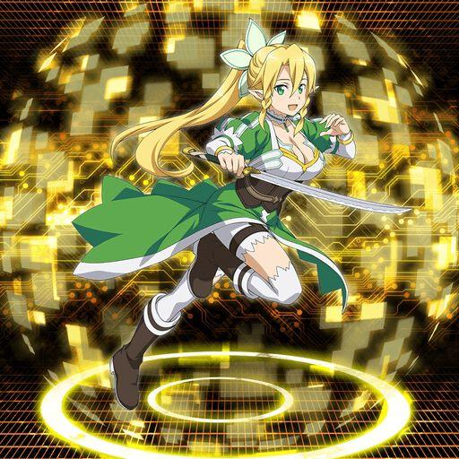 【緑精の探求者】リーファ