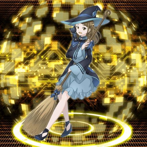 【黒猫ウィッチ】ユナ