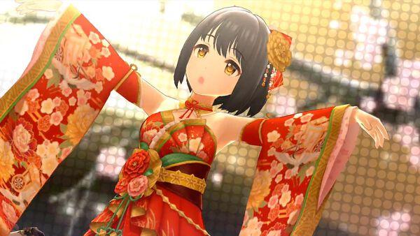 [福を呼ぶ舞姫]鷹富士茄子