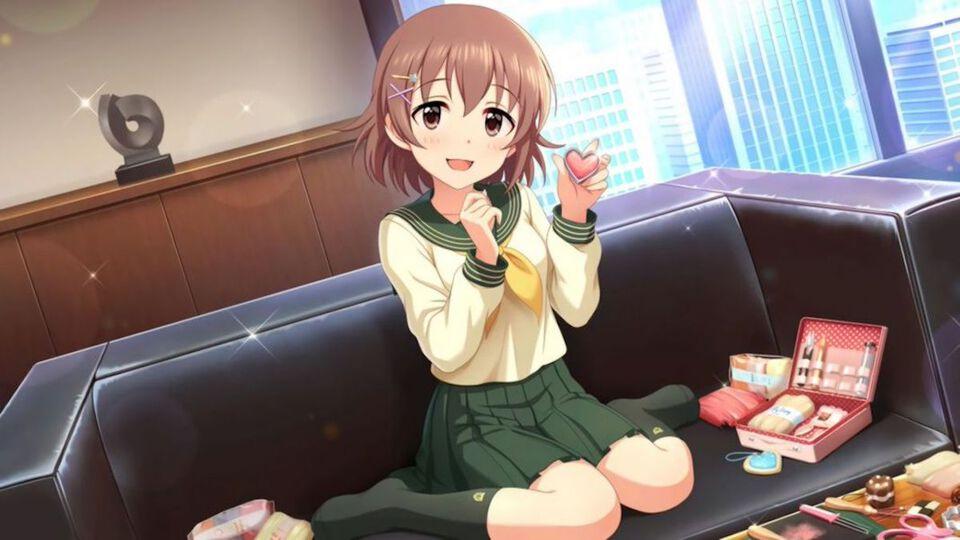[お菓子なドリーミング]喜多日菜子