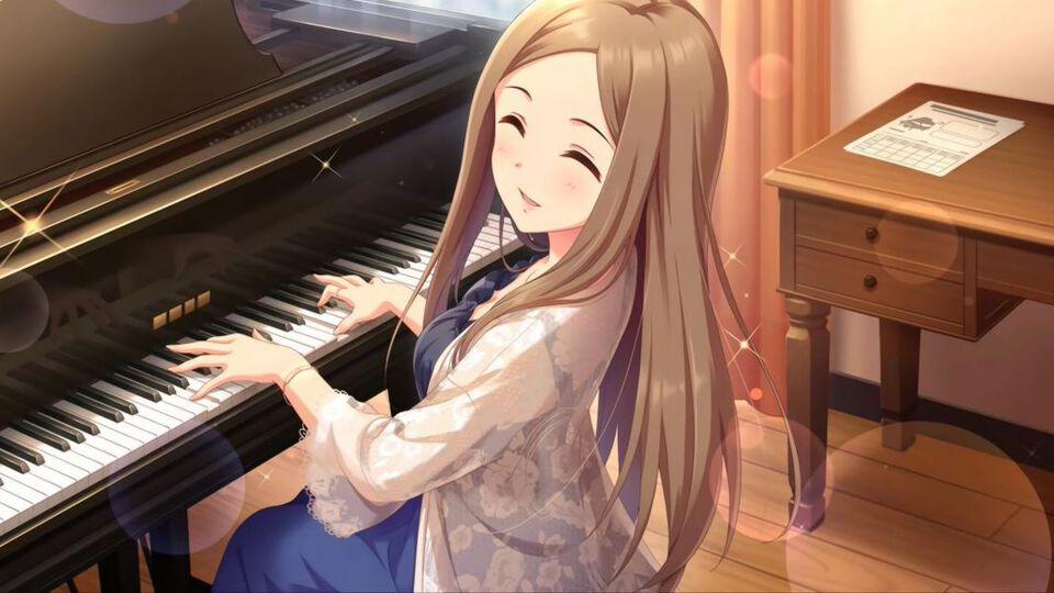 [舞台上のエレガンテ]松山久美子