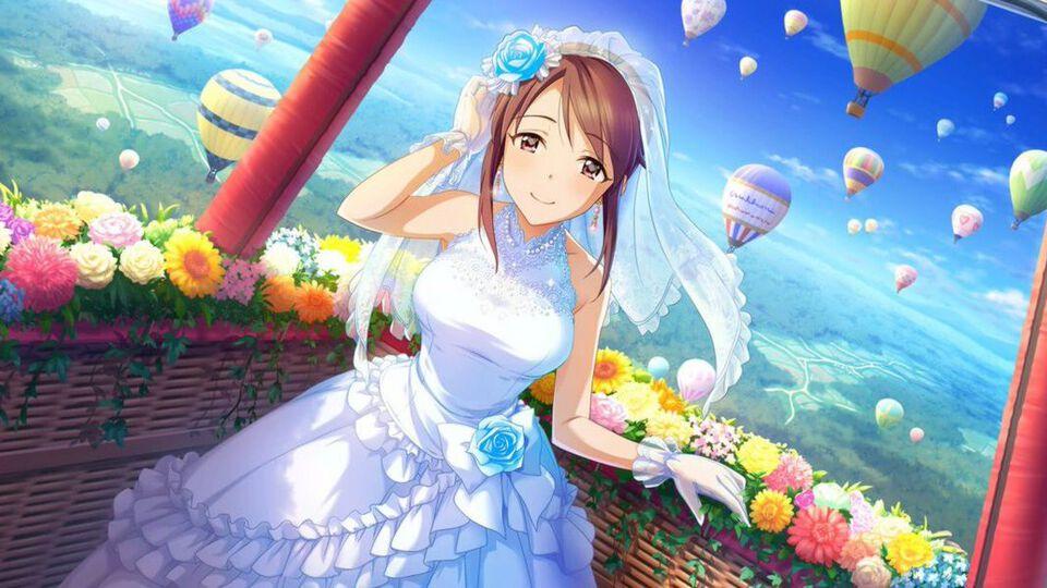 [優美なる花嫁]三船美優+
