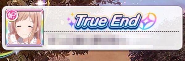 True End