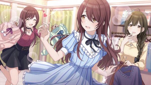 【彩りファッションドール】大崎甜花
