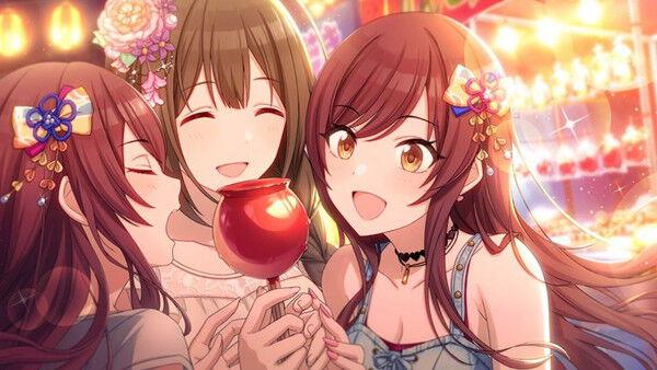 【幸せのりんご飴】大崎甘奈