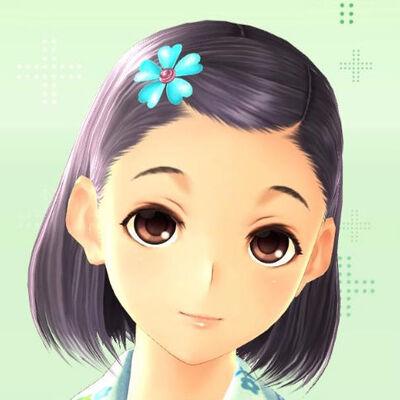 リンコの髪型