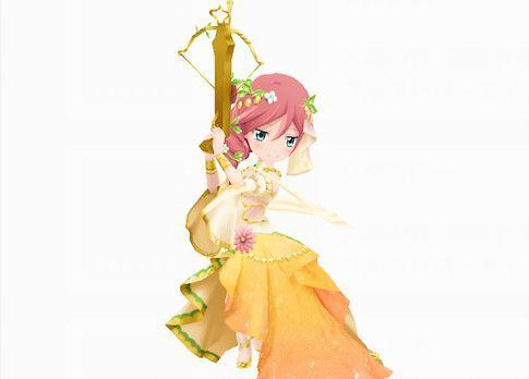 大地の神 鶴姫やちよ