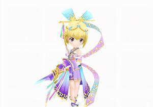 織姫 鳳ミチル