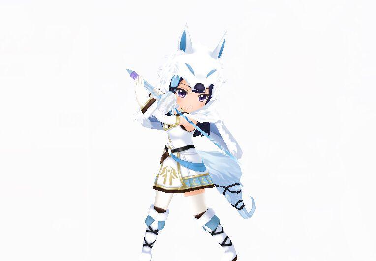 テウメッサの狐 巴珠緒