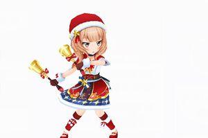 クリスマスのお結々 田中ゆゆ子