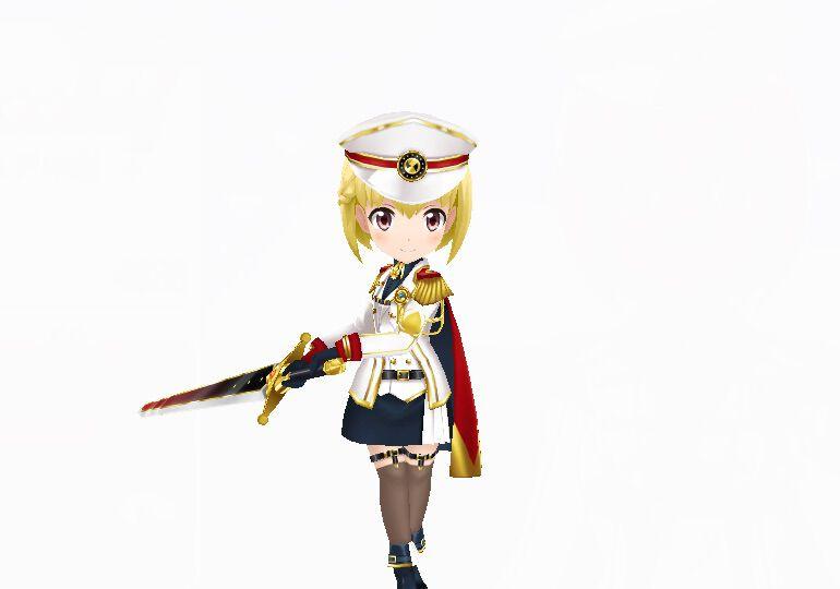 懐刀 ヨシュア中尉 鳳ミチル