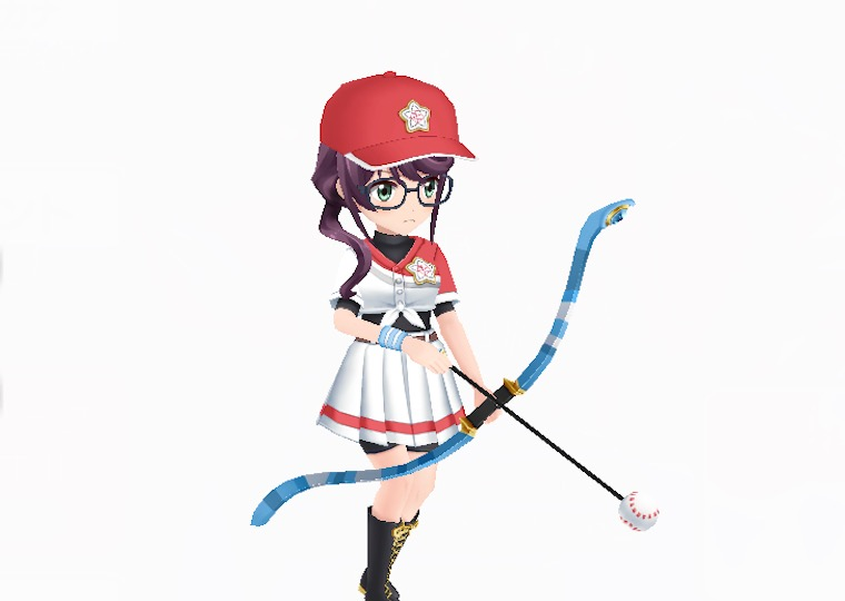 野球少女 星見純那