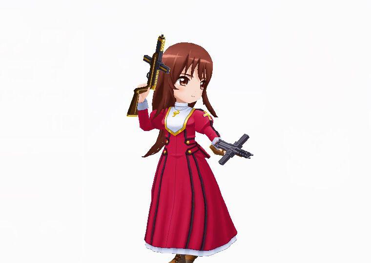 巴里華撃団・花組 エリカ・フォンティーヌ