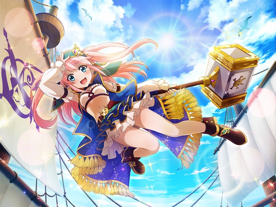 海賊女王の用心棒 野々宮ララフィン