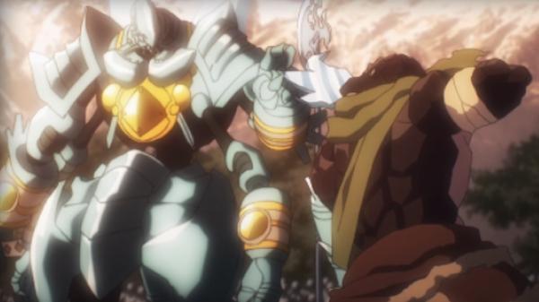 武人VS勇者