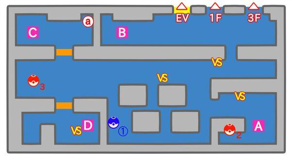 シルフカンパニー 2階
