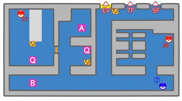 シルフカンパニー 8階