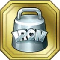 高級な鉄の塊