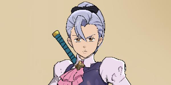 【神速の騎士】守護者ジェリコ
