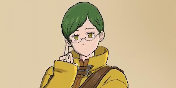 【手配犯】村の青年ゴウセル