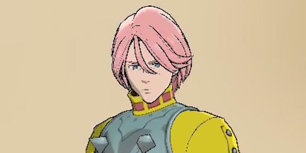 【騎士道】聖騎士ギルサンダー