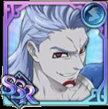 〈黒の六騎士〉団長ベルリオン