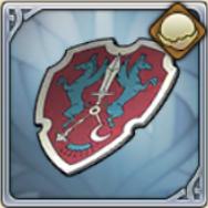 <山猫の髭>騎士団の印章