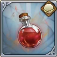 不気味な呪術用の液体