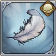 風の宿る羽根