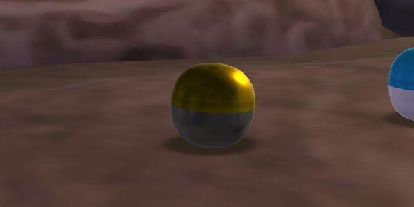 金のモンスターボール