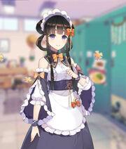 メイド服・千姫