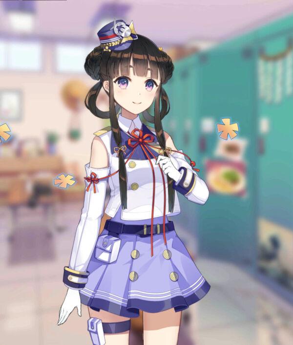 千姫の訓練服