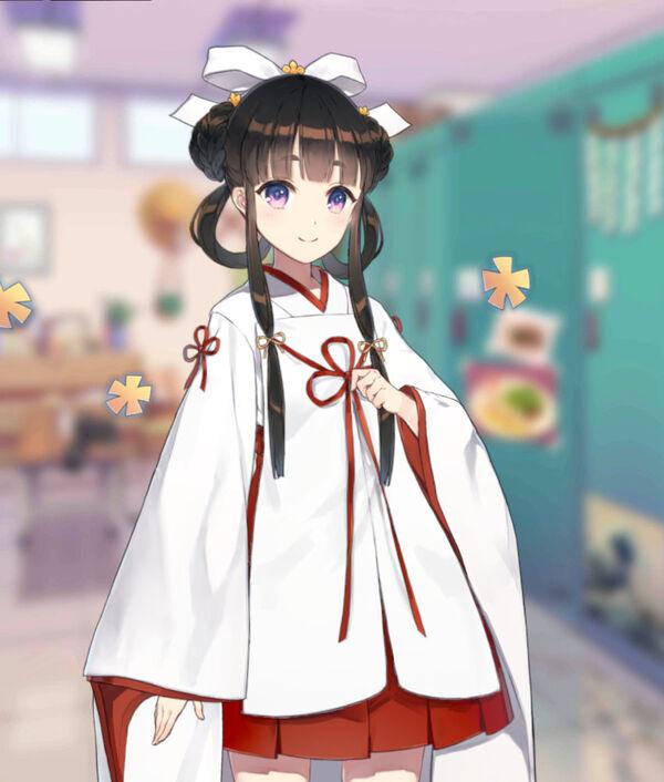 普段着・千姫