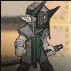 サルカズ刀術師