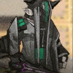 サルカズ魔剣士