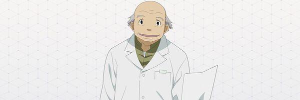 【天才医者】カエル顔の医者