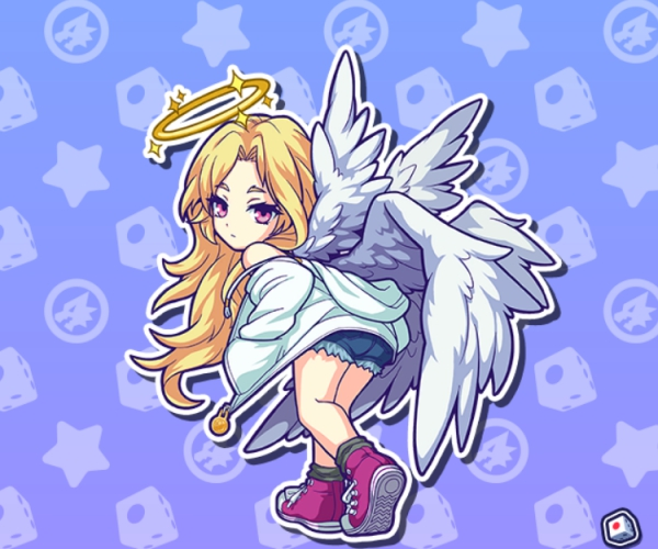 怠惰の天使 ルシファー