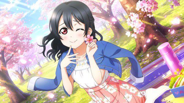 [まるで、夢の世界みたい♪]矢澤にこ