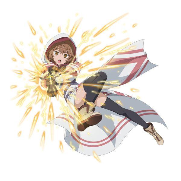 【天鳴る一矢】リリルカ・アーデ