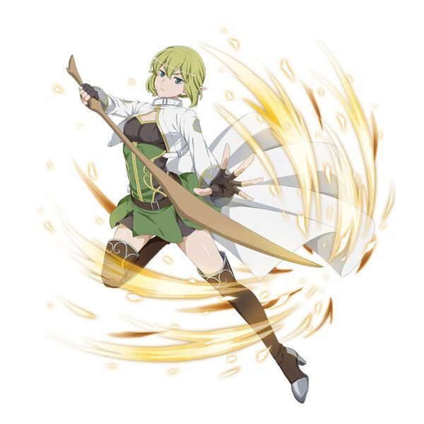 【妖精騎士】リュー・リオン