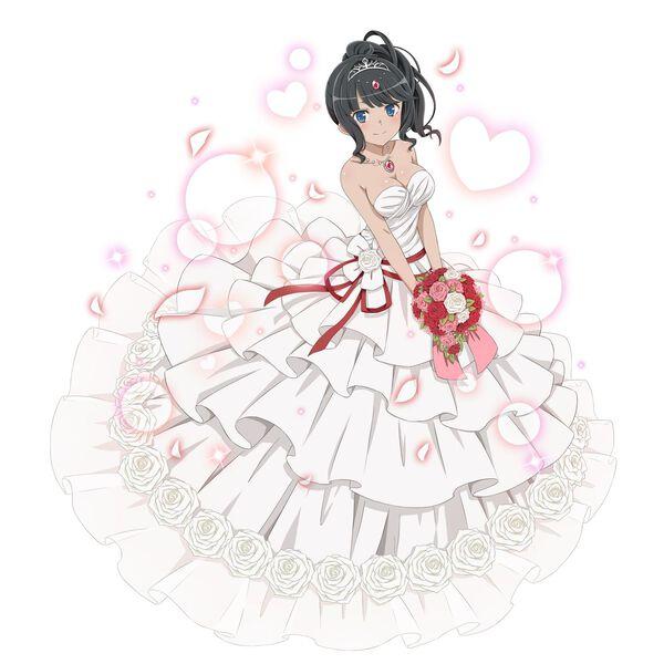 【神婚願望】ヘスティア
