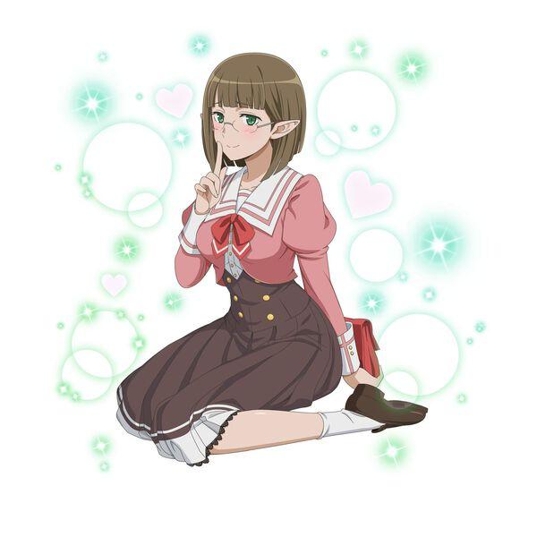 【手作り妖精】エイナ・チュール