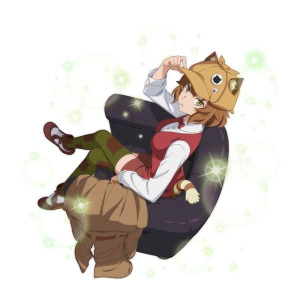 【猫迷探偵】アーニャ・フローメル